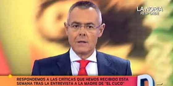 """Jordi González: """"Aquí hay una guerra teledirigida por los rivales de T-5"""""""