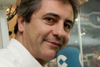Manolo Lama abandona la cabina de la COPE en pleno partido de España