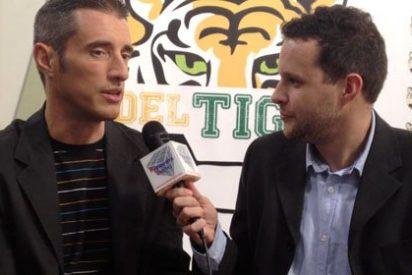 """Joseba Larrañaga, presentador de 'El Ojo del Tigre': """"No queremos dar la imagen de la confrontación y los gritos, eso ya se lo dejamos a 'Punto Pelota'"""""""