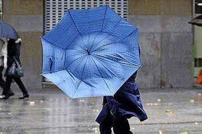 El temporal de frío y lluvia llega el miércoles