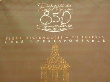 El Papa felicita a Ciudad Rodrigo por el 850 aniversario de la diócesis