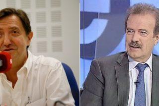 """Jiménez Losantos: """"Campo Vidal fue un árbitro del villarato al que sólo le faltó mostrarle la tarjeta roja a Rajoy"""""""