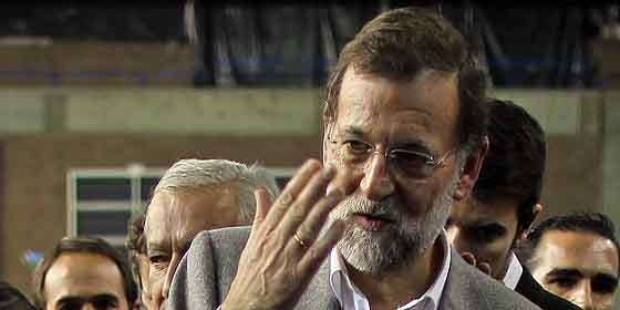 """Mariano Rajoy: """"No me van a parar ni las amenazas de huelga ni las manifestaciones"""""""