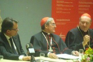 Artur Mas en el Vaticano