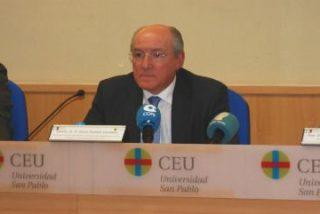 """Carlos Romero: """"En España no se atenta contra la libertad religiosa"""""""