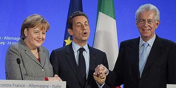 La canciller Merkel impone su rechazo a los eurobonos