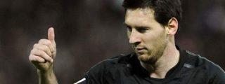 Messi logra en Champions League otro hat trick ante el Viktoria Plzen