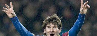 Messi recupera también el olfato europeo y certifica el pase culé