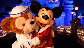 IADE en Disneyland Paris con diseños para Duffy, el nuevo amigo de Mickey