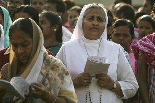 Asesinada a golpes en la India la monja católica Valsa John