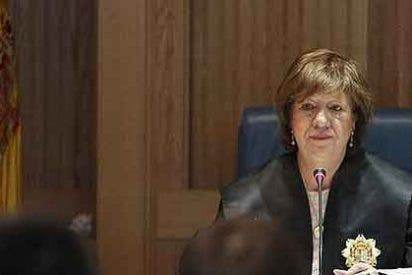 La juez Murillo, que llamó 'cabrones' a los asesinos etarras, deja el juicio