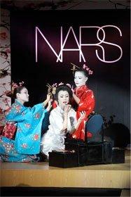 Kabuki Collection de Nars, para los amantes del maquillaje intenso y creativo