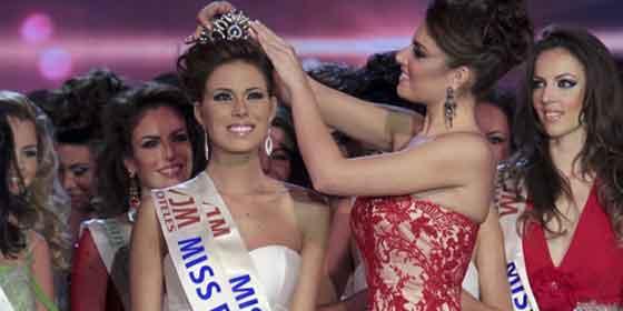 La barcelonesa Andrea Husigen es la nueva 'Miss España 2011'