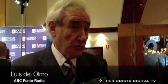 """Luis del Olmo: """"A mí también me sorprendió la salida de Félix Madero de Punto Radio"""""""