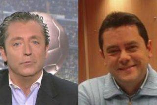 """Josep Pedrerol se mosquea con Tomás Roncero por hacer el """"paripé"""""""
