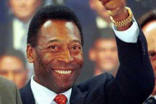 Pelé afirma que sueña con entregarle a Neymar el premio de la FIFA 2011