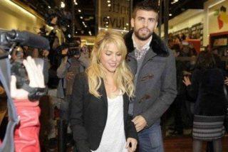 Piqué y Shakira eclipsan la presentación del libro de Joan Piqué