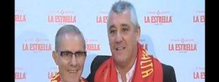 José Ángel de la Casa y Poli Rincón rememoran la épica del 12-1 a Malta