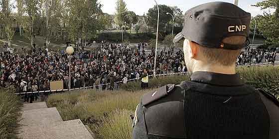 Más de 36.000 candidatos para 153 plazas de policía