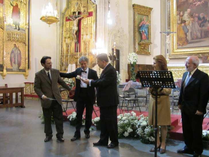 El catalán Antonio Noguera gana el IV Premio Internacional de Música Sacra Fernando Rielo