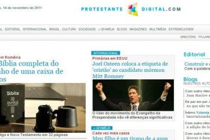 Nace Protestante Digital en portugués