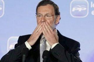 Rajoy supera de forma abrumadora la mayoría absoluta frente a un PSOE en descomposición