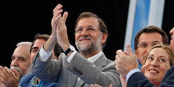 Rajoy se compromete a limitar por ley el despilfarro de las televisiones públicas