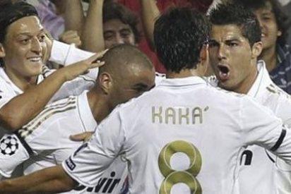 Según las leyes progresivas aritméticas el Real Madrid debe ganar al Olympique de Lyon