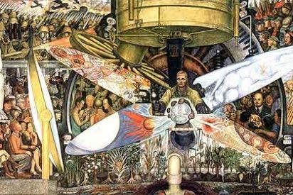 El mural que Rockefeller encargó a Diego Rivera y luego mandó destruir