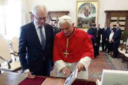 """Herman Van Rompuy, en la Gregoriana: """"Necesitamos un 'suplemento de alma' en Europa"""""""