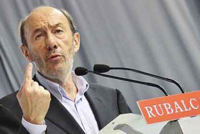 Tomás Gómez olvida el poder socialista en los ochenta y Rubalcaba recuerda unas medidas contra la crisis que no existieron