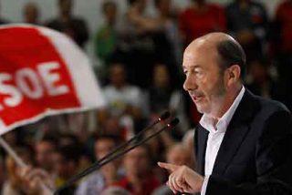 El guerrismo deslegitima a Rubalcaba como secretario general del PSOE
