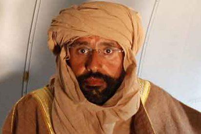 Saif al Islam afirmó ser 'un cuidador de camellos' para evitar su captura