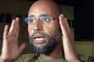 Libia no entregará al hijo de Gadafi a la Corte Penal Internacional