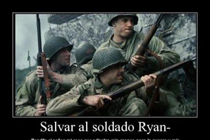 Un sacerdote fue quien realmente salvó al soldado Ryan