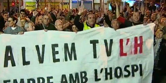 La TDT pública catalana se ajusta a los recortes