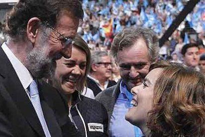 El PSOE de ZP nos metió en esto y el PP de Rajoy nos tiene que sacar