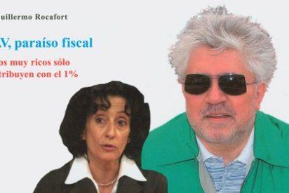 """Guillermo Rocafort: """"Los muy ricos en España sólo aportan el 1%"""""""