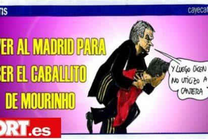 La mofa del diario 'Sport' sienta bien a Callejón, que anota un doblete