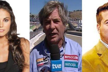 Lara Álvarez, Ángel Nieto y Mela Chércoles, fichajes estrella de Telecinco para la cobertura del Mundial de Motociclismo