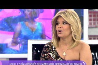 Terelu Campos: Nuevas fotos eróticas, su vuelta a Interviú y los ataques de Carmen Lomana