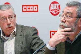 El Gobierno ZP ha dado más de 1.000 millones a los sindicatos