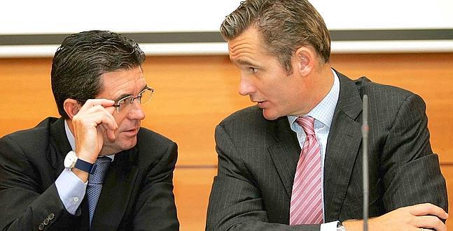 """Jaume Matas afirma que """"nunca he hablado de dinero"""" con Urdangarín"""