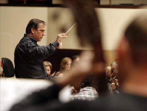 La Sinfónica de Asturias tocará para el Papa el próximo sábado