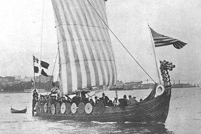 El secreto de los vikingos para no perderse en el mar