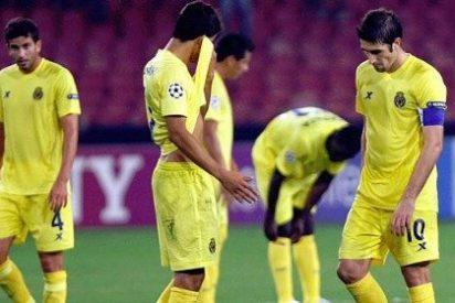 Bronca a Agüero y ovación a Silva en el adiós del Villarreal a la Champions