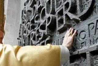 Primer aniversario de la histórica visita de Benedicto XVI a Barcelona