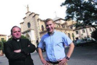 Padre y sacerdote, hijo y seminarista