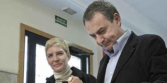 Zapatero descarta retirarse a León y se queda de alquiler en Madrid