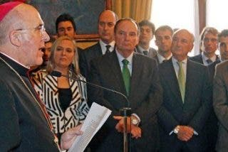 """Osoro agradece la """"entrega y coraje"""" de los empresarios católicos valencianos ante la crisis"""
